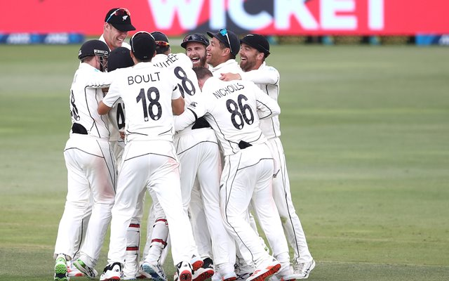 New Zealand v Pakistan