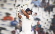 Parthiv Patel of India