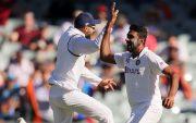 Ravi Ashwin and Virat Kohli India vs England