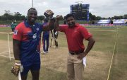 Russel Arnold and Andre Russell