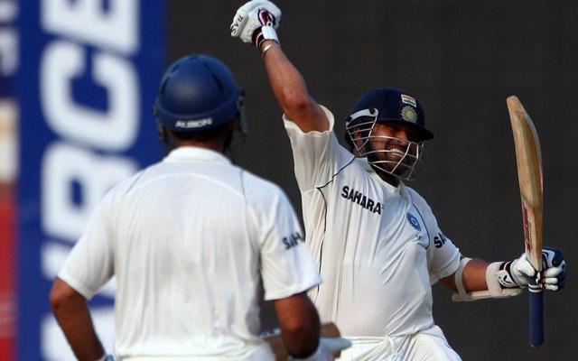Sachin Tendulkar India