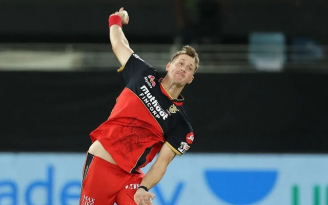 Chris Morris of Royal Challengers Bangalore