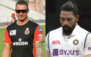 Dale Steyn and Mohammed Siraj