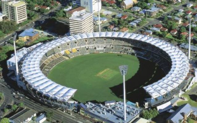 Gabba cricket stadium