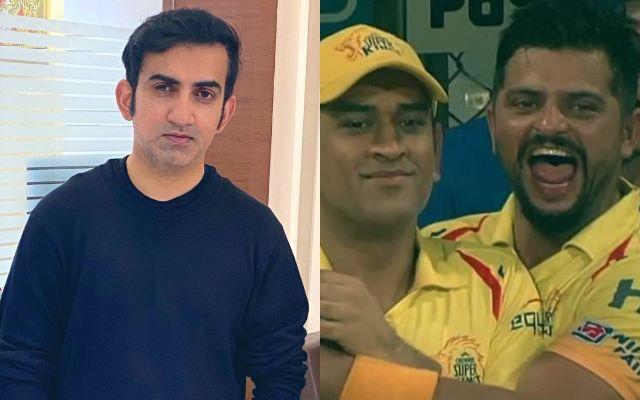 Gautam Gambhir and Chennai Super Kings