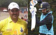 Rajkumar Sharma and Rohit Sharma