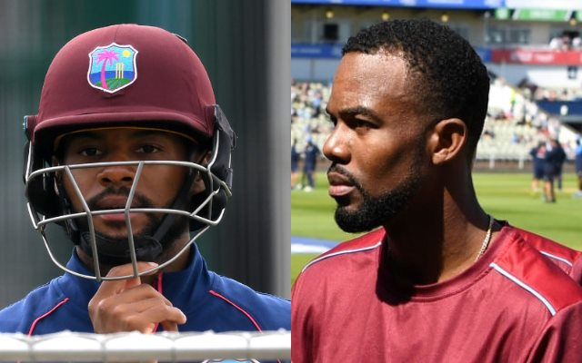 Shai Hope and Kyle Hope