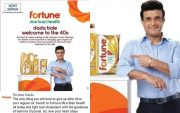 Sourav Ganguly's Fortune Rice Bran cooking oil advertisements