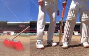 Steve Smith's pitch scuffing incident at SCG