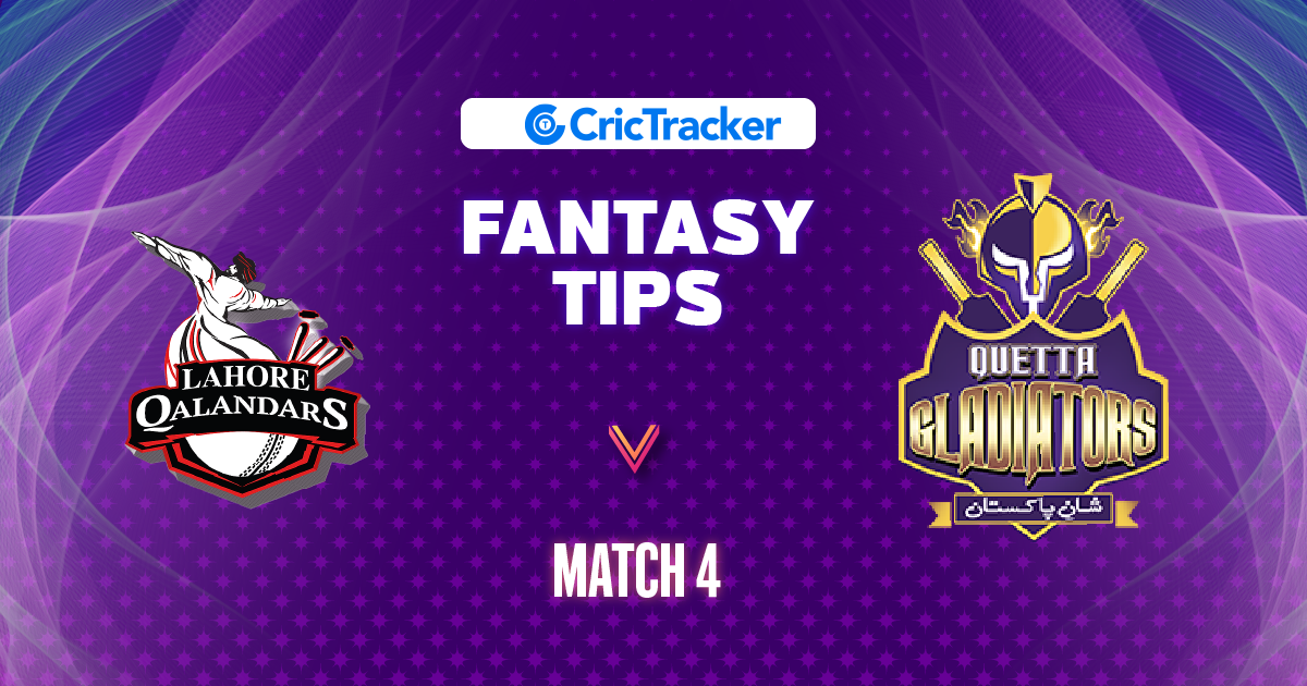 LQA vs QGL Prediction, 11Wickets Fantasy Cricket Tips: Playing XI, Pitch Report & Injury Update – PSL 2021, Match 4 - CricTracker
