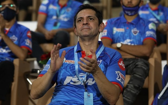 BCCI ropes in Delhi Capitals CEO Dhiraj Malhotra as their General Manager for Game Development