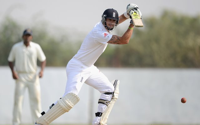 India vs England, 2nd Test, 2012