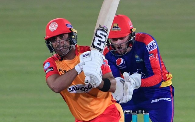 PSL 2021, Match 6: Karachi Kings vs Islamabad United – Sharjeel Khan's milestones, Aamer Yamin's expensive over, Babar Azam's feat and more stats