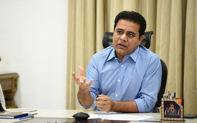 Kalvakuntla Taraka Rama Rao