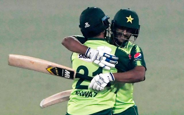 Mohamad Nawaz and Hasan Ali