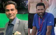 Mohammad Kaif and Wasim Jaffer