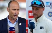 Nasser Hussain and Joe Root