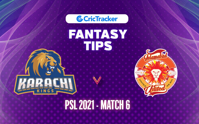 KKI vs ISL Prediction, 11Wickets Fantasy Cricket Tips: Playing XI, Pitch Report & Injury Update – PSL 2021, Match 6