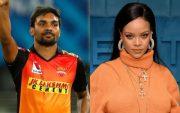 Sandeep Sharma and Rihanna