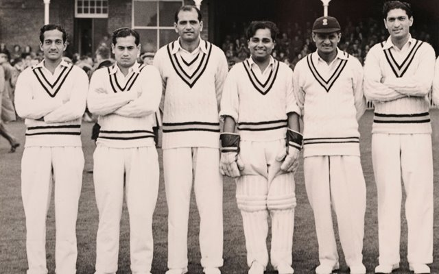 The 1952 Indian cricket team