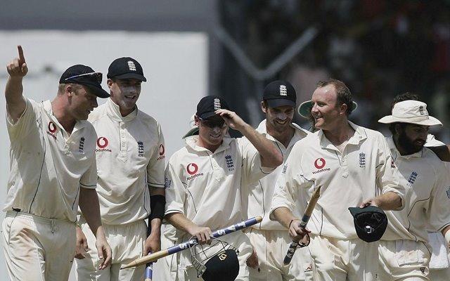 Third Test in Mumbai, 2006