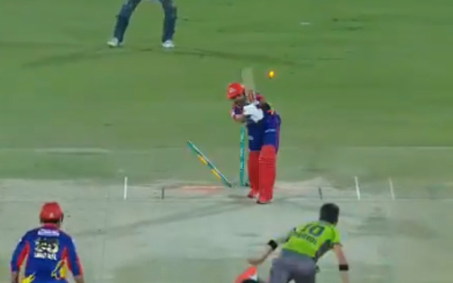 PSL 2021: Shaheen Afridi cleans up Babar Azam with an absolute ripper
