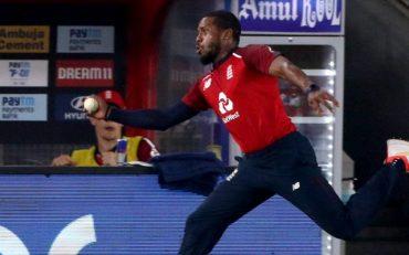 Chris Jordan catch