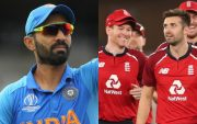 Dinesh Karthik and England Team