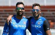 Hardik Pandya and Krunal Pandya
