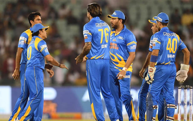 Legends of India is racing to the grand finale after capturing a thriller over the West Indies Myths