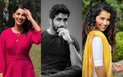 Sanjana Ganesan, Jasprit Bumrah & Anupama Parameswaran
