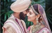 Jasprit Bumrah in wedding