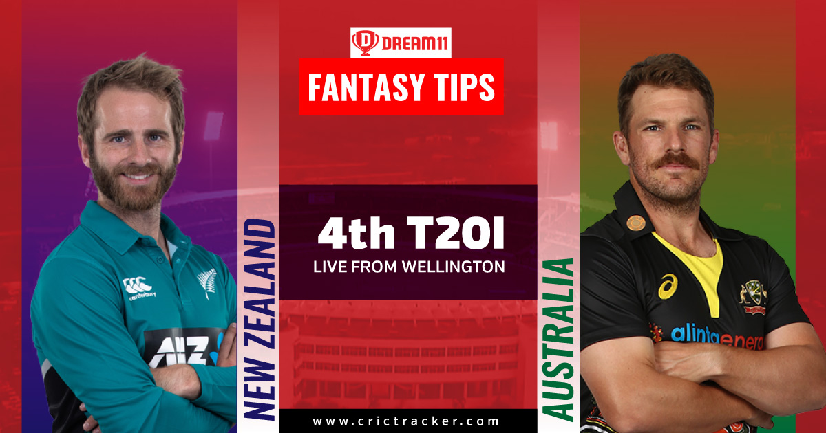 NZ vs AUS Prediction, Dream11 Fantasy Cricket Tips, Playing XI, Pitch Report and Injury Update – Australia tour of New Zealand, 4th T20I - CricTracker
