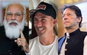 Narendra Modi, Kevin Pietersen and Imran Khan