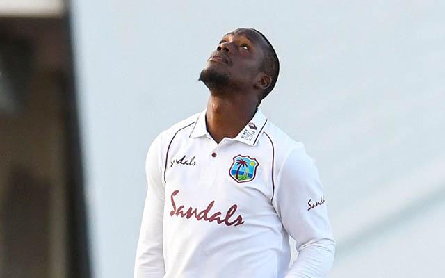 Nkrumah Bonner of West Indies