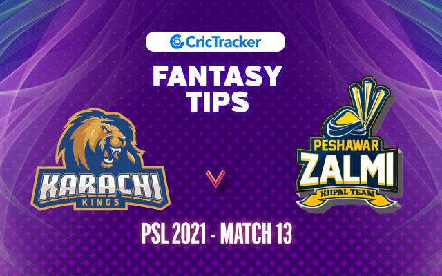 KKI vs PZL Prediction, 11Wickets Fantasy Cricket Tips, Playing XI, Pitch Report & Injury Update – PSL 2021, Match 13