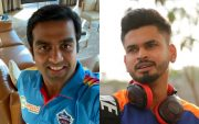 Parth Jindal and Shreyas Iyer