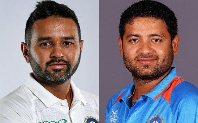 Parthiv Patel and Piyush Chawla