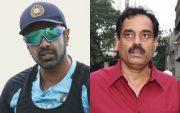 Ravi Ashwin and Dilip Vengasarkar