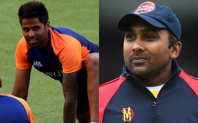 SK Yadav and M Jayawardene
