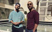 Shreyas Iyer and Shikhar Dhawan