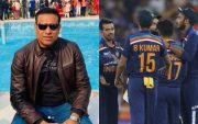 VVS Laxman and Team India