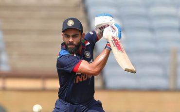 Virat Kohli against England