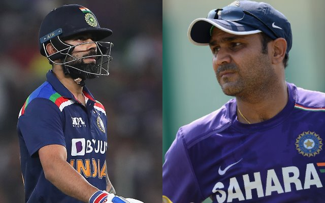 'Does this rule apply for Virat Kohli as well?' – Virender Sehwag questions skipper for resting in form Rohit Sharma - CricTracker