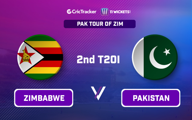ZIM vs PAK Prediction, 11Wickets Fantasy Cricket Tips, Playing XI, Pitch Report & Injury Update – Pakistan Tour of Zimbabwe, 2nd T20I
