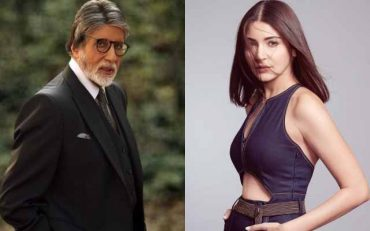 Amitabh Bachchan and Anushka Sharma