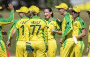 New Zealand v Australia - ODI Game 1