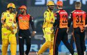 Chennai Super Kings and Sunrisers Hyderabad
