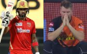 KL Rahul and David Warner