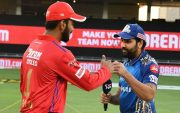 KL Rahul and Rohit Sharma